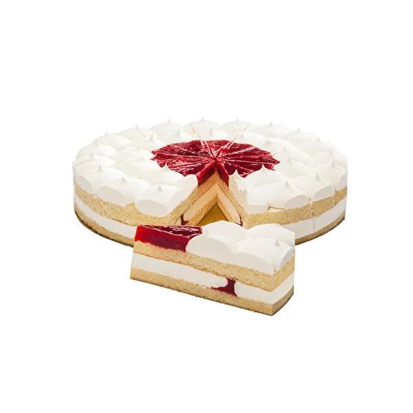 Торт «Тирамису» классик (клубничный)